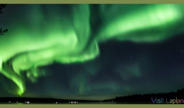 Aurora in Rovaniemi - Visit Lapland- ourlapland.fi