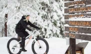 Fatbike rent in Luosto