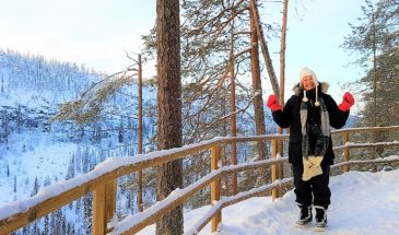 Korouoma hiking by Arctic joy Visit Lapland