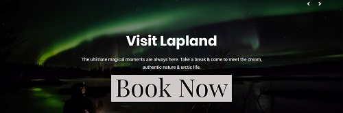 Visit lapland experience rovaniemi Finland Book now