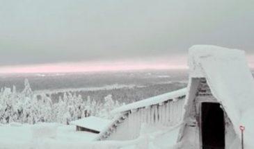Amethust Mine in Luosto Sodankylä Lapland