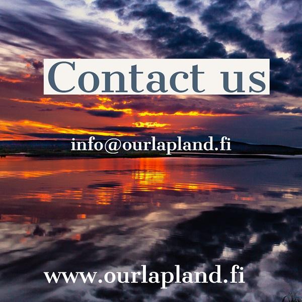 Contact visit lapland ourlapland.fi visit lapland official site