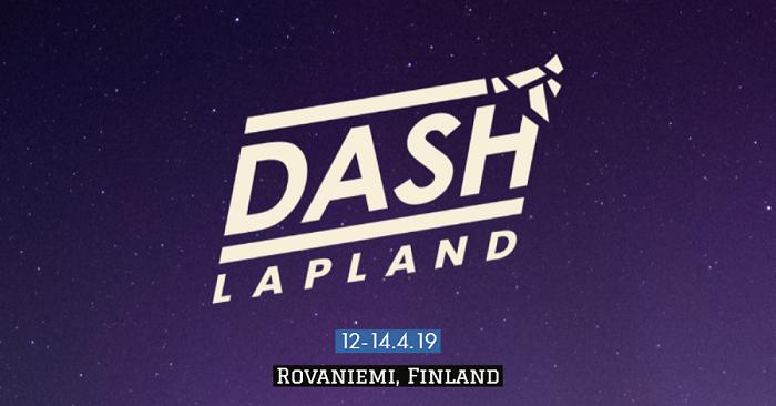 Dash Lapland Rovaniemi Finland design hackaton 2019