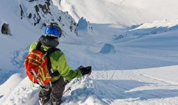 Hunt Norway's Finest Backcountry Powder from a Military Truck snowy winter mountain