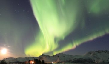 Northern Lights Observation from Svolvær with Photo Guide Norway lofoten islands aurora borealis magic and northern beauty beside the mountains of norway