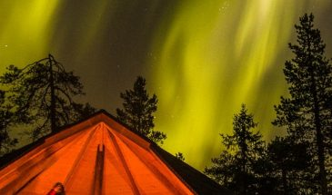 Private Northern Lights Hunting Tour in rovaniemi Lapland