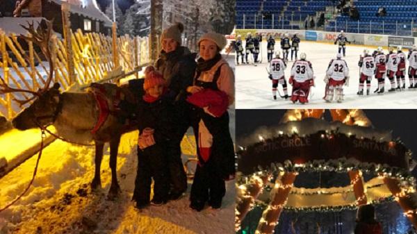 Visit lapland experience rovaniemi Finland winter