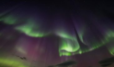 Aurora borealis adventure