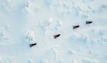 Full Day Snowmobile Safari into the Wilderness- Rovaniemi- Lapland - Safartica Finland