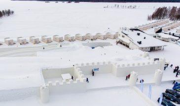 Guided tour of the Kemi SnowCastle Resort