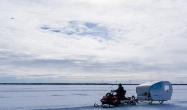 Olokolo Luxury Ride with Snowmobile