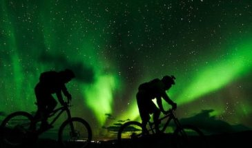 Aurora Fat Bike Adventure