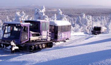 Wintertime Amethyst Mine Visit