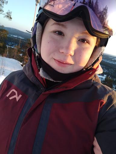 Iida Aletta Salla - Visit Lapland blog