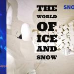 Visit Lapland snow village in Kittilä and overnight stay in the snow village - Blog by Jenna Käppi