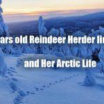 WInter and my life in Lapland Finland- Iida Aletta Salla Finnish Lapland