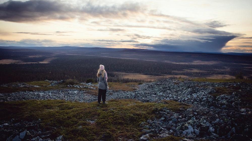 Anniina Olkkonen - A year in paradise- Autumn in FInnish Lapland Fells