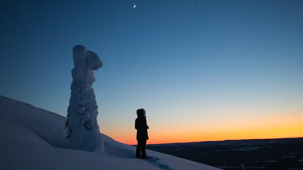 Anniina Olkkonen - My dream Lapland life - fairytale in Salla Finland