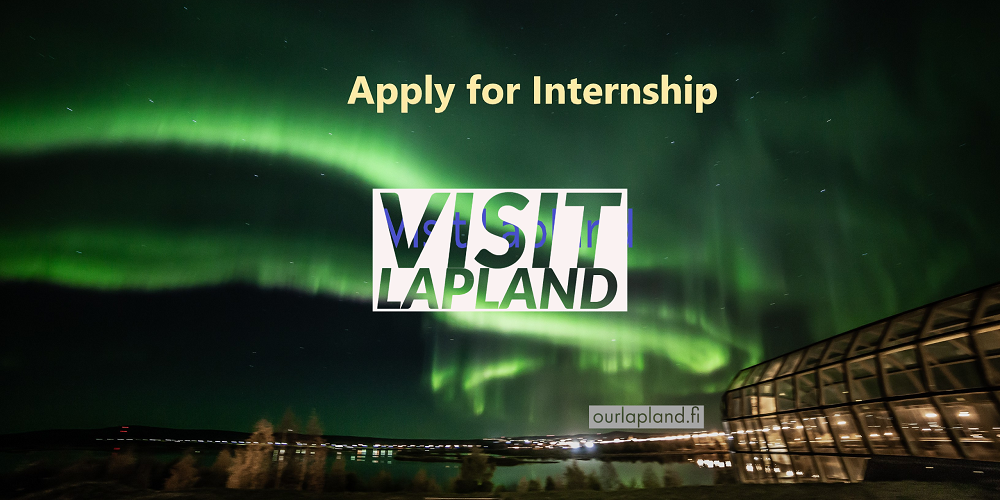 Internship at Visit Lapland - Finland