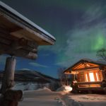 visit luxury Paishill lodge in Utsjoki Lapland Finland