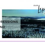 My First Impressions of Finnish Lapland
