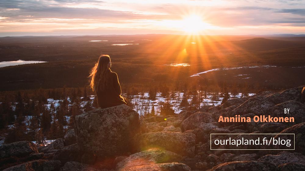 Summer at last in Finnish Lapland- Our Lapland nightless nights by Anniina Olkkonen- Salla Finland
