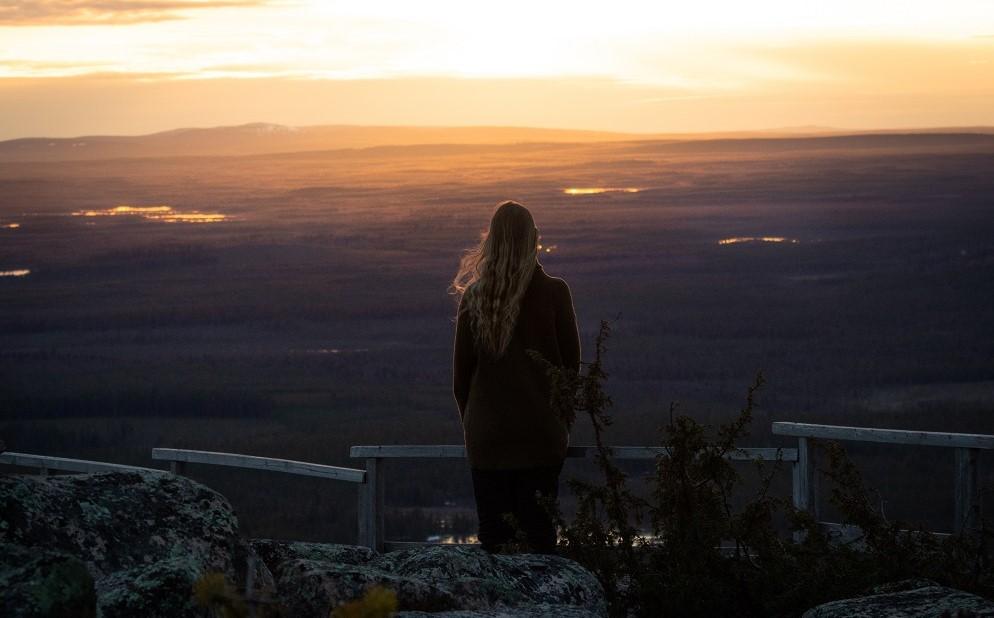 Summer nightless nights in Salla Lapland blog By Anniina Olkkonen