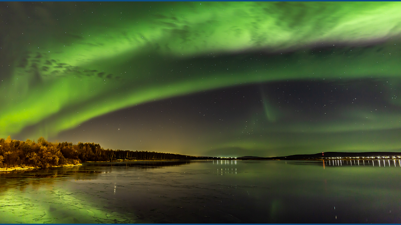 Northern Lights Finland - Travel Visit Finnish Lapland