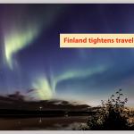 Finland travel aurora Lapland rovaniemi northern lights Visit Finnish lapland