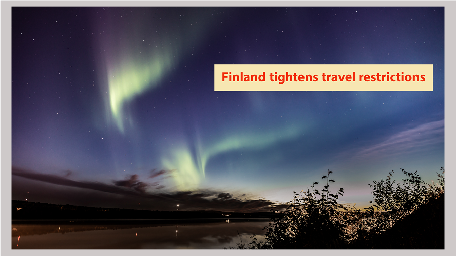 Finland travel aurora Lapland rovaniemi northern lights Visit Finnish lapland