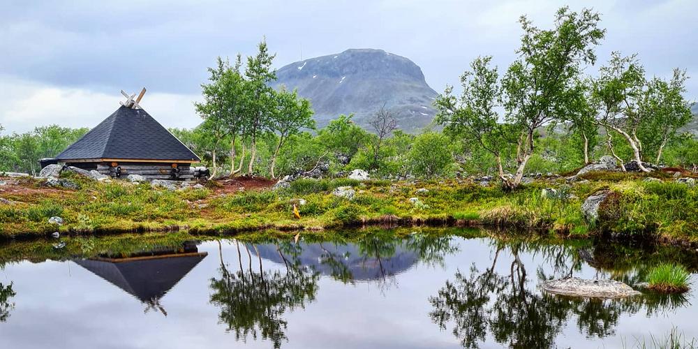 Kilpisjärvi hiking Saana arctic paradise Finnish Lapland Blog