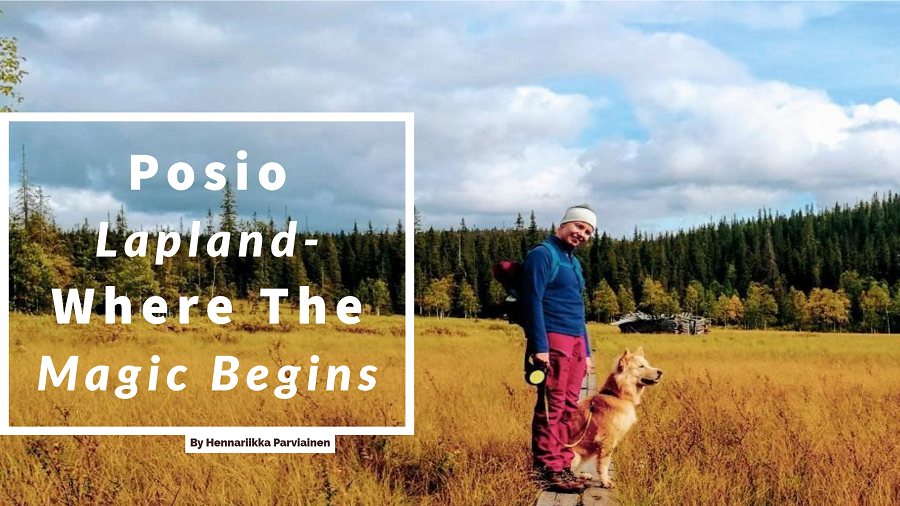 Posio Lapland Summer hiking blog by Hennariikka Parviainen - Visit Our Lapland