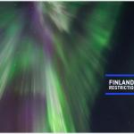 Finland travel restrictions update winter aurora visit Lapland