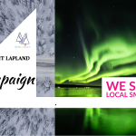 Support local business in Lapland