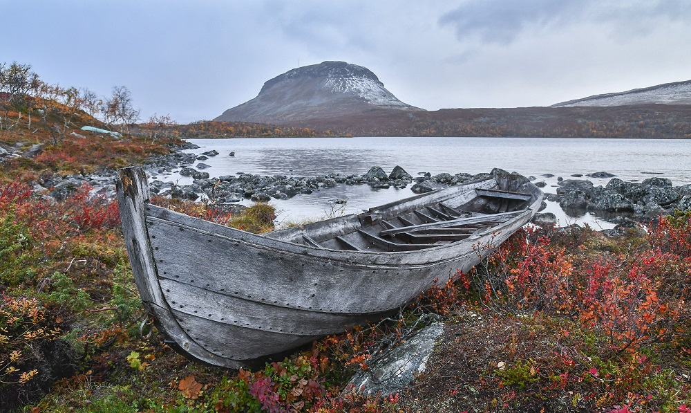 Kilpisjärvi locals Tips 2- how to find the boat Picture by Suvi Mansikka - Visit Lapland