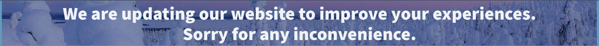 Visit Lapland website update