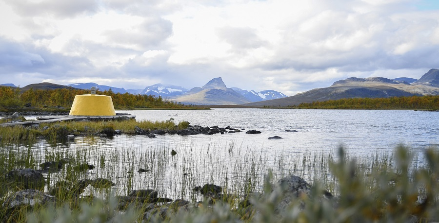 locals tips no 4- Visit three countries in Kilpisjärvi Lapland by Suvi Mansikka