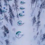 Igloo accommodaation Kakslauttanen Finnish Lapland By Jasim Sarker