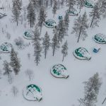 Igloo accommodation and hotel in Lapland Finland By Jasim Sarker