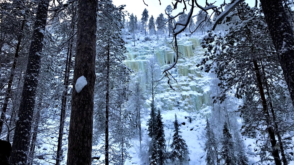 Posio Korouoma canyon Lapland By Claudia Martens- Visit Lapland