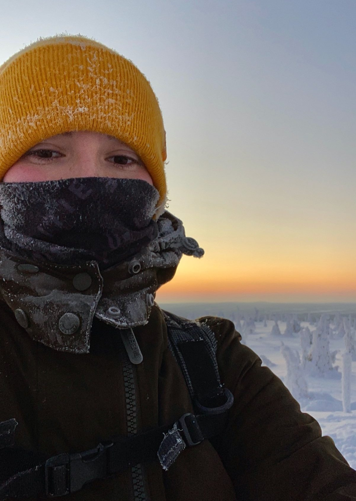 Ivana Overliese - interview Arctic Students