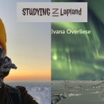 Ivana Overliese - interview Arctic Students in Lapland