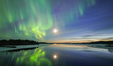 Private Northern Lights Tour with Professional Camera