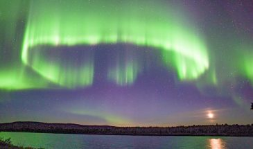 Searching The Northern Lights- Aurora Workshop
